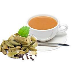 Satyamani 100% Organic & Natural Cardamom/Elaichi Powder Herbal Infusion Tea, Light and Gentle Taste