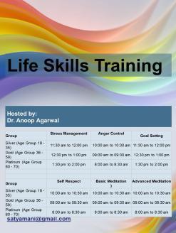 Paid Life Skills Training