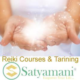 Reiki Courses