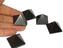 Aura Pyramid Crystals