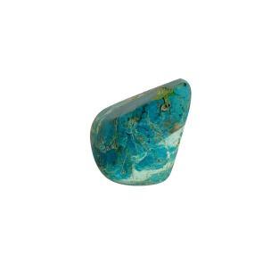 Satyamani Natural chrysocolla Tumble stone