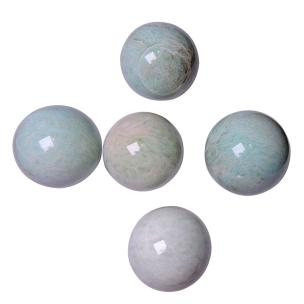 Satyamani Natural Amazonite Sphere/Balls