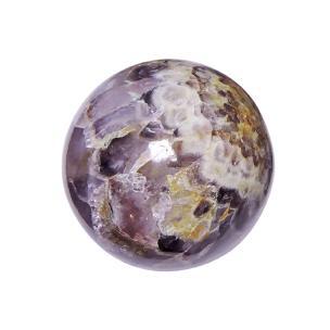Satyamani Amethyst Gemstone Sphere/Balls
