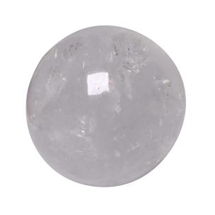 Satyamani Clear Quartz Gemstone Sphere/Balls
