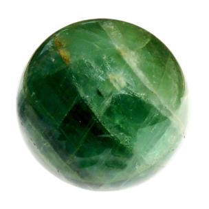 Satyamani Green Flourite Gemstone Sphere/Balls