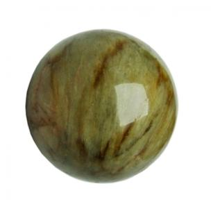 Satyamani Cat's Eye Gemstone Sphere/Balls