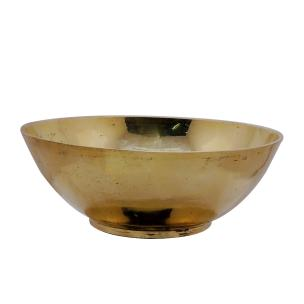 Satyamani Brass Bowl for Sage Burning (Fine)
