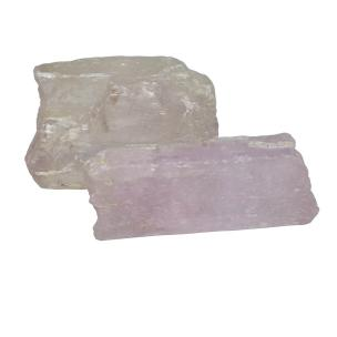 Satyamani Natural Rare Kunzite Rough Stone