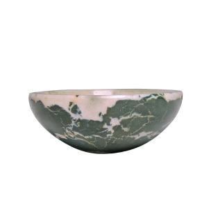Satyamani Natural Bloodstone Healing Bowl (Large)