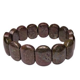 Satyamani Manganese pyrite Bracelet