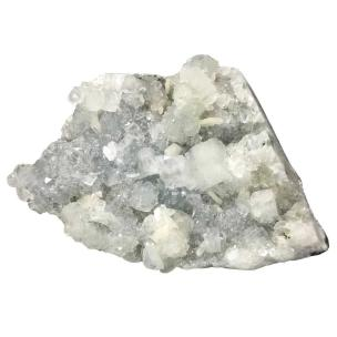 Satyamani Natural Big Apophylite Cluster for Spiritual Connection