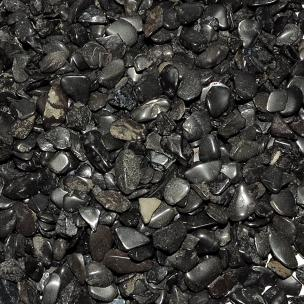 Satyamani Natural Energized Black Obsidian Chips
