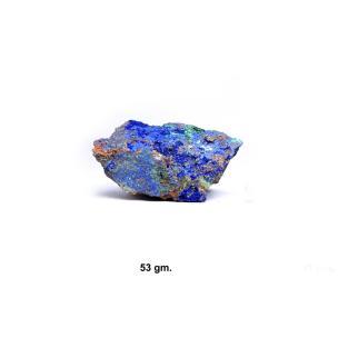Satyamani Natural Energized Azurite Mineral Rough Specimen