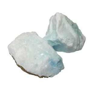 Satyamani Natural Energized Blue Aragonite Rough