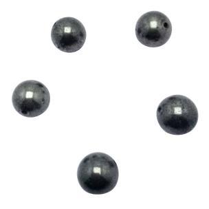 Satyamani Natural Energized Pyrite Beads 12 mm (Set of 5 pc.)