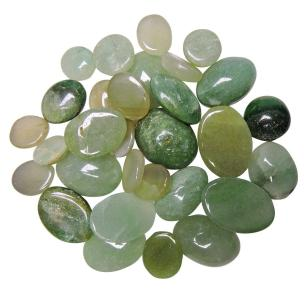 Satyamani Natural Green Aventurine Ring Stone for Pisces