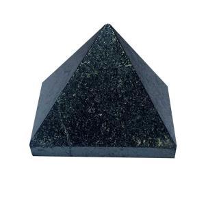 Satyamani Natural Hematite Pyramid 25 mm.