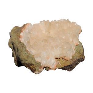 Satyamani Natural Rare Heulandite Gemstone Cluster