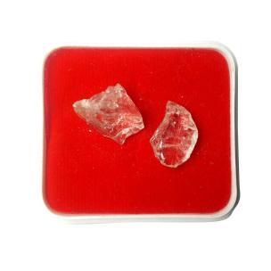 Satyamani Natural Rare Goshenite Rough Stone (pack of 1 pc)