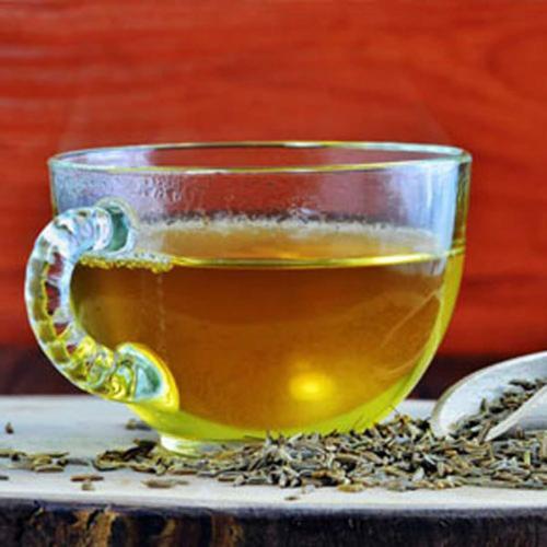 Satyamani 100% Organic Pure & Natural Saumph/Fennel Powder Herbal Infusion Tea, Light & Gentle Taste