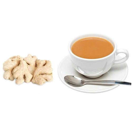 Satyamani 100% Organic Pure & Natural Dry Ginger Powder for Tea,Light and Gentle Taste