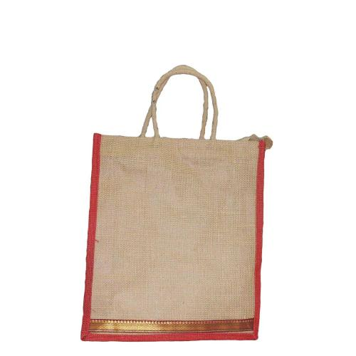Eco Friendly Naturally Processed Multipurpose Reusable Shoulder Shopping Carry Bag  SMAS3620N4