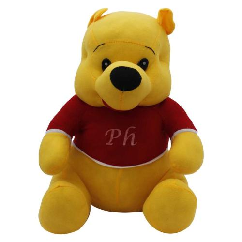 Satyamani Bachpan Winny Pooah Cartoon Character Friend Soft Toy Love Fun Play Showpiece