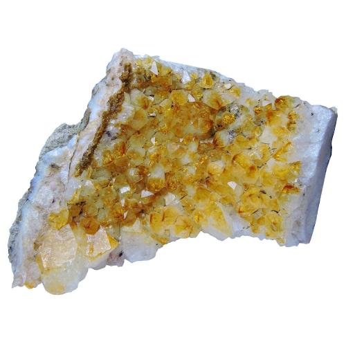 Satyamani Natural Citrine Master Cluster For Attracting Money