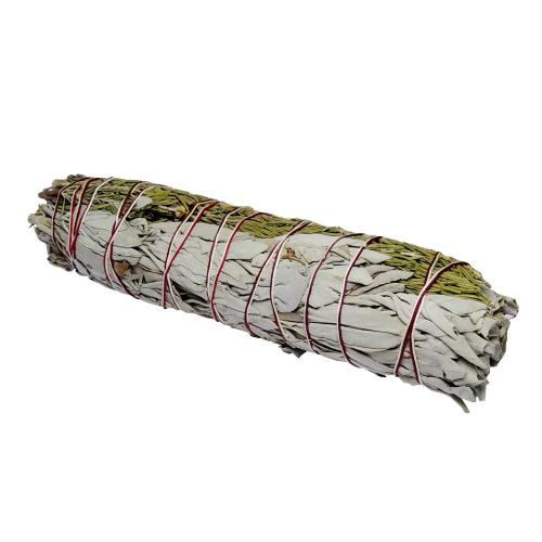 Satyamani Natural Rosemary with White Sage Smudge 8\