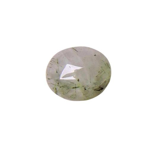 Satyamani Natural Tourmalated Quartz Lucky Stone Lucky Number 2